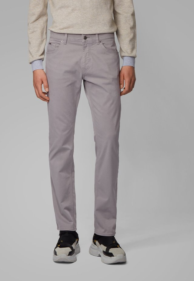 MAINE3-20+ - Jeans Slim Fit - silver