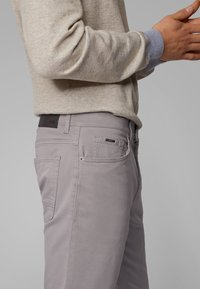 BOSS - MAINE3-20+ - Slim fit jeans - silver - 3