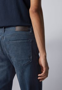 BOSS - MAINE BC-L-P - Straight leg jeans - dark blue - 3