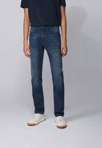 BOSS - MAINE BC-L-P - Straight leg jeans - dark blue - 0