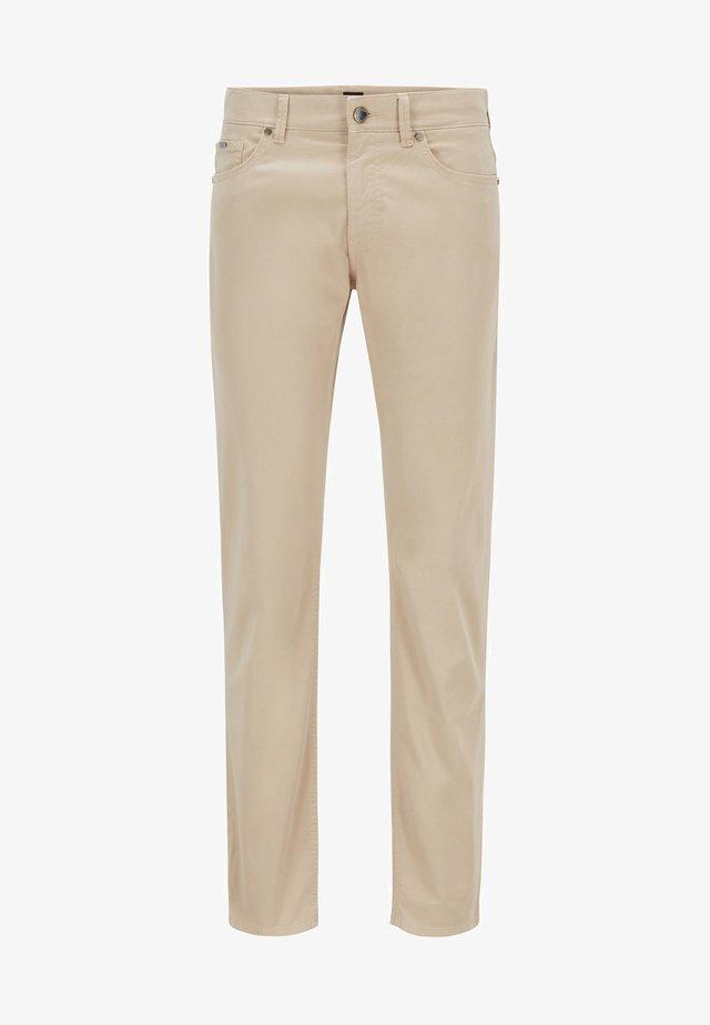 DELAWARE - Jean slim - light beige