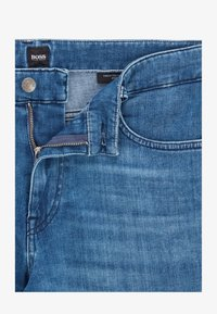 BOSS - ALBANY - Jean droit - blue