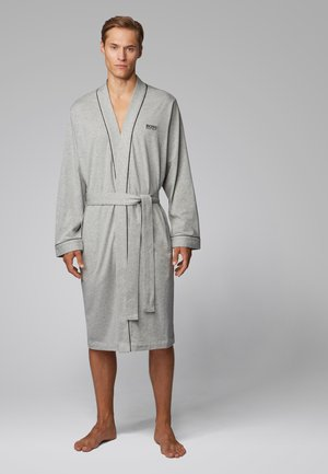 AUTHENTIC - Dressing gown - medium grey