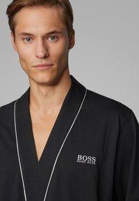 BOSS - AUTHENTIC - Badjas - black - 2