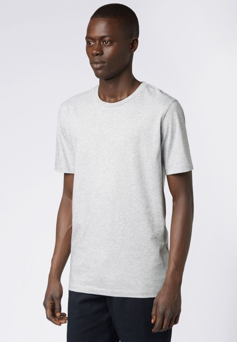 BOSS - LECCO  - T-Shirt basic -  grey
