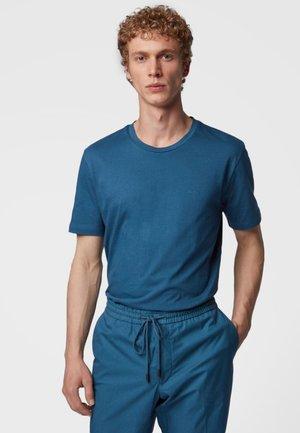 LECCO  - T-shirt basique - blue