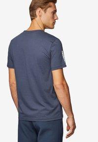 BOSS - T-shirt print - dark blue - 2
