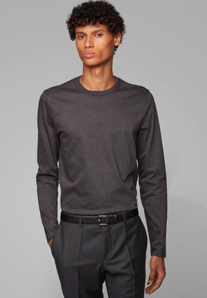 TENISON  - T-shirt à manches longues - dark grey