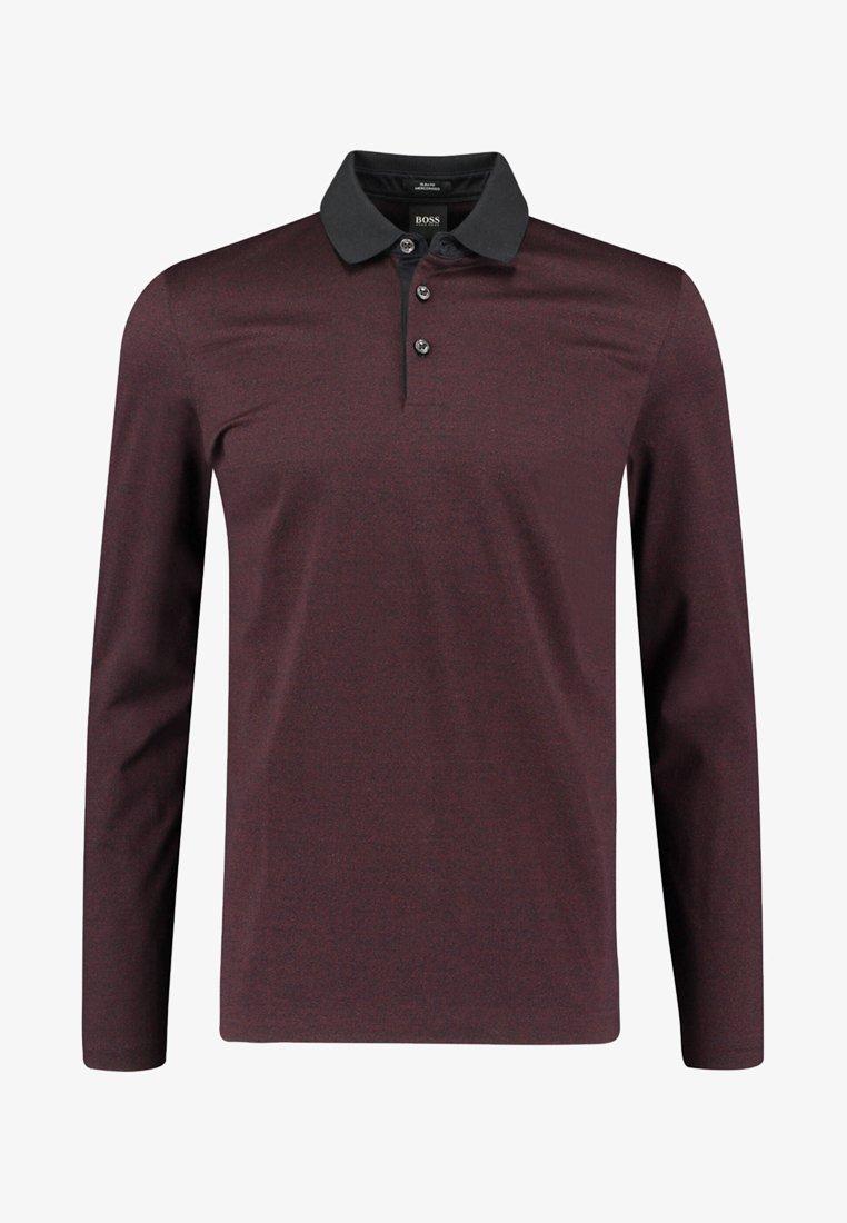 BOSS - PLEINS  - Polo shirt - red