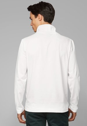 TCHOP - Long sleeved top - white