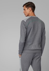 BOSS - SALBO - Sweatshirt - grey - 2