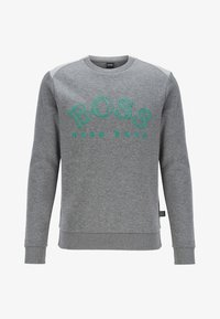 BOSS - SALBO - Sweatshirt - grey - 3