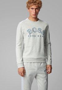 BOSS - SALBO - Sweatshirts - light grey - 0