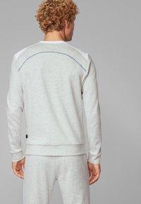 BOSS - SALBO - Sweatshirts - light grey - 2