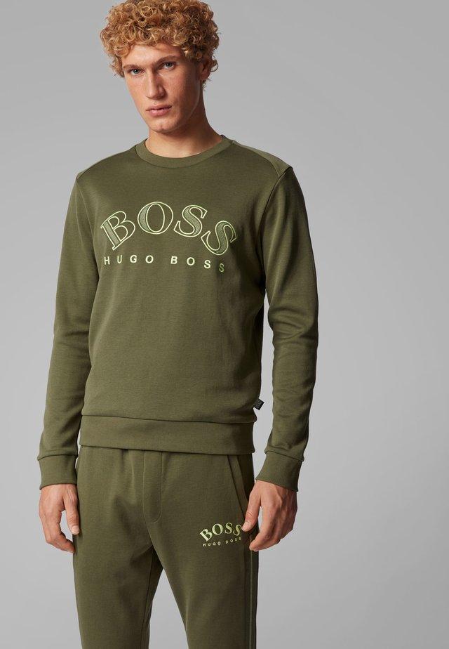 SALBO - Sweatshirt - dark green