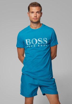 T-SHIRT RN - T-shirt imprimé - blue