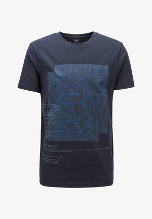 TRITHM - T-Shirt print - dark blue