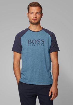 COSY T-SHIRT - Haut de pyjama - open blue
