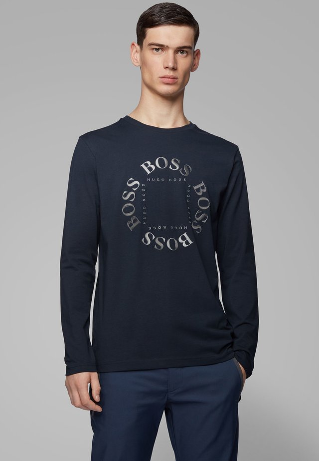 TOGN  - Long sleeved top - dark blue