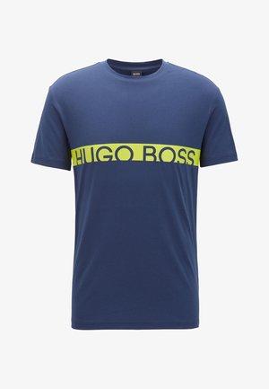 RN - T-shirt print - dark blue