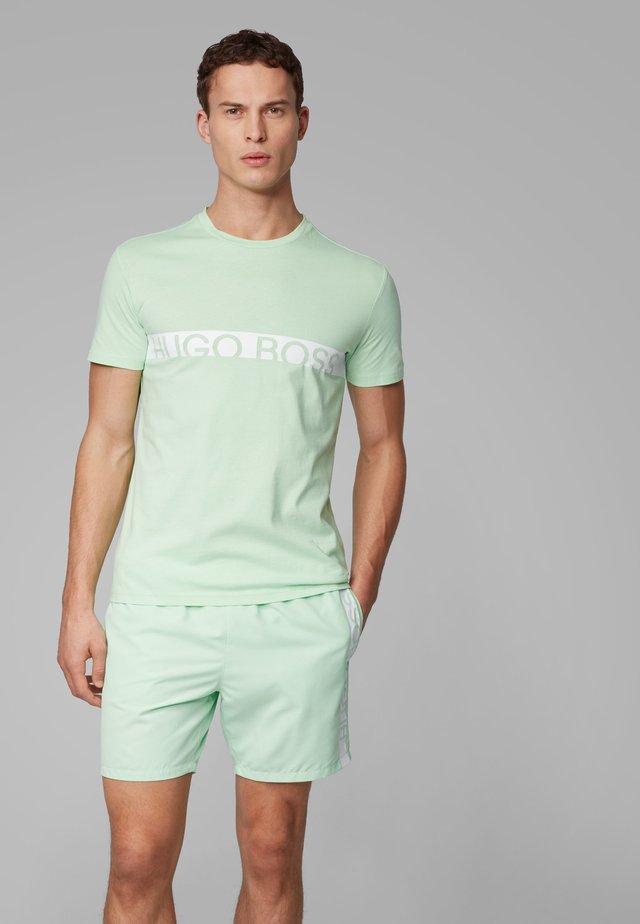 RN - T-Shirt print - light green