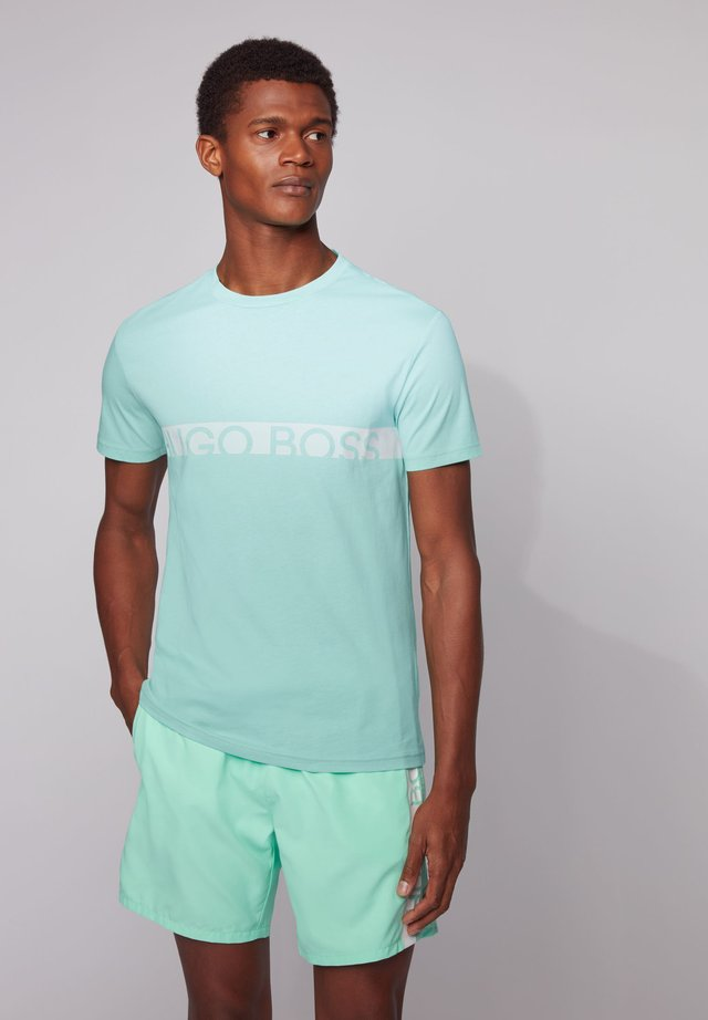 RN - T-shirt imprimé - light green