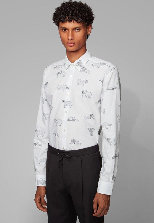 RONNI - Hemd - white