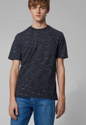 TOPART - T-Shirt print - dark blue