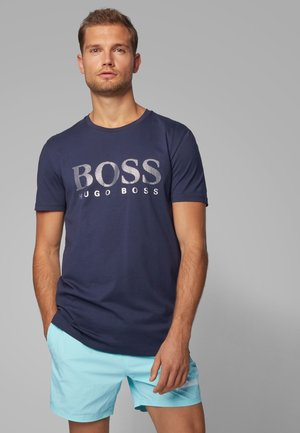 T-SHIRT RN SPECIAL - T-shirt print - dark blue