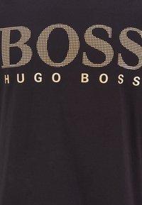 BOSS - T-SHIRT RN SPECIAL - T-shirt imprimé - black - 3
