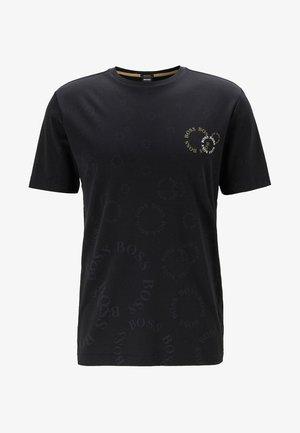 TEE 10 - T-Shirt print - anthracite