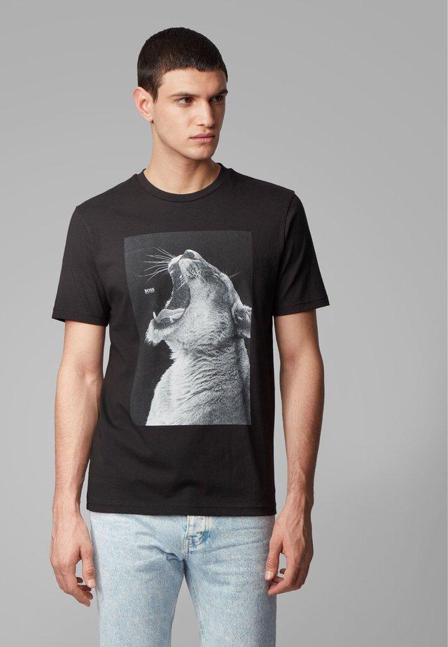 TROAAR 2 - Print T-shirt - black