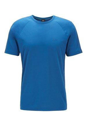 TEE 12 - Basic T-shirt - blue