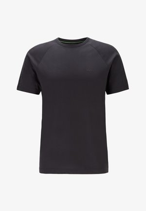 TEE 12 - Basic T-shirt - black