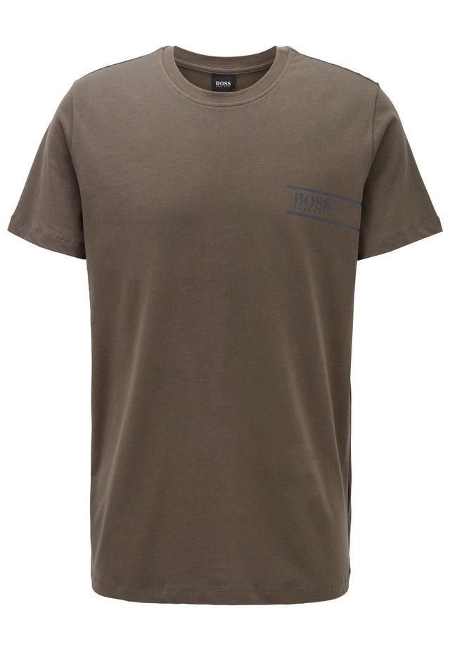 T-SHIRT RN 24 - T-shirts print - dark green