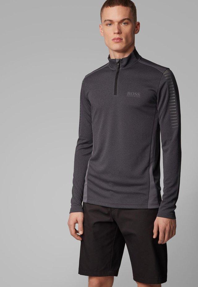 PEKERUM PRO - Langarmshirt - black