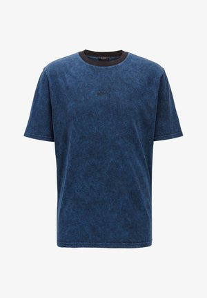 TWASH - T-shirt basique - dark blue
