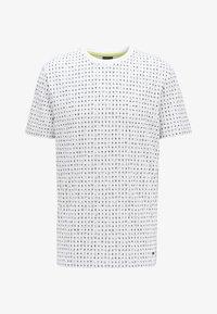 BOSS - TEPOL - Print T-shirt - white - 0