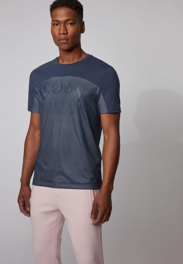 TEE 7 - T-shirt print - dark blue