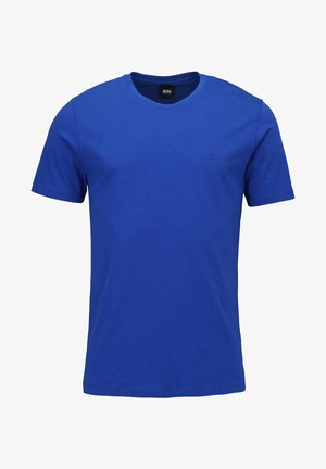 LECCO 80 - Basic T-shirt - dark blue