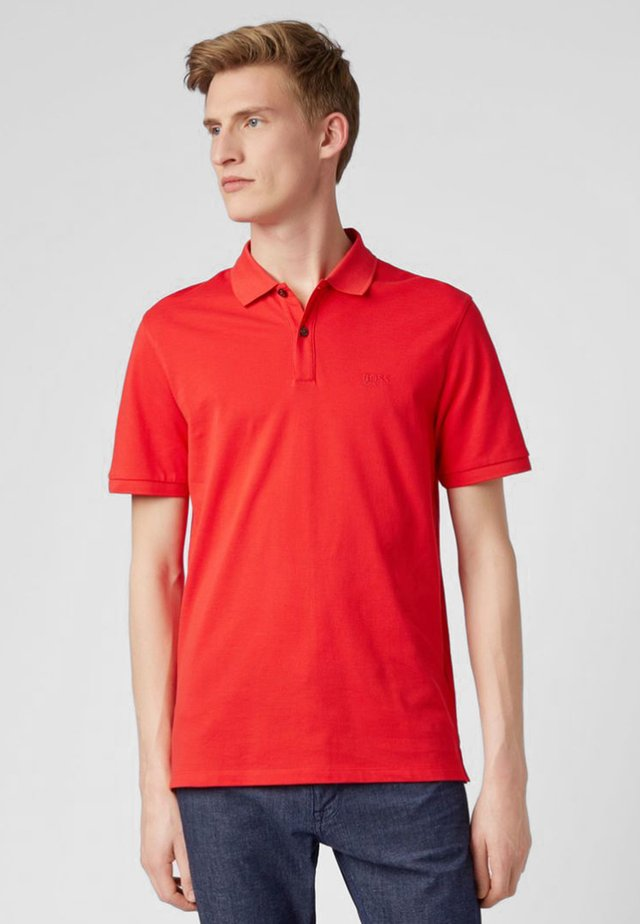 PALLAS - Polo - red