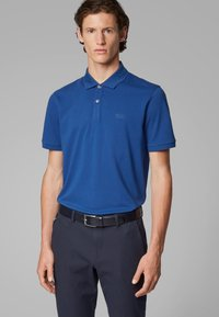 BOSS - PALLAS - Poloshirt - dark blue - 0