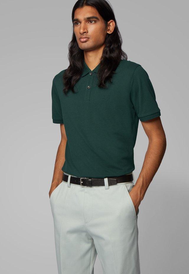 PALLAS - Polo shirt - open green