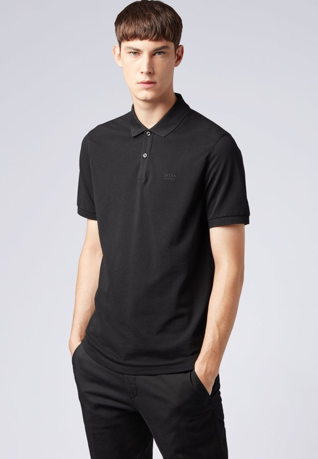 PALLAS - Polo shirt - black