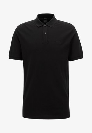 PALLAS - Poloshirts - black
