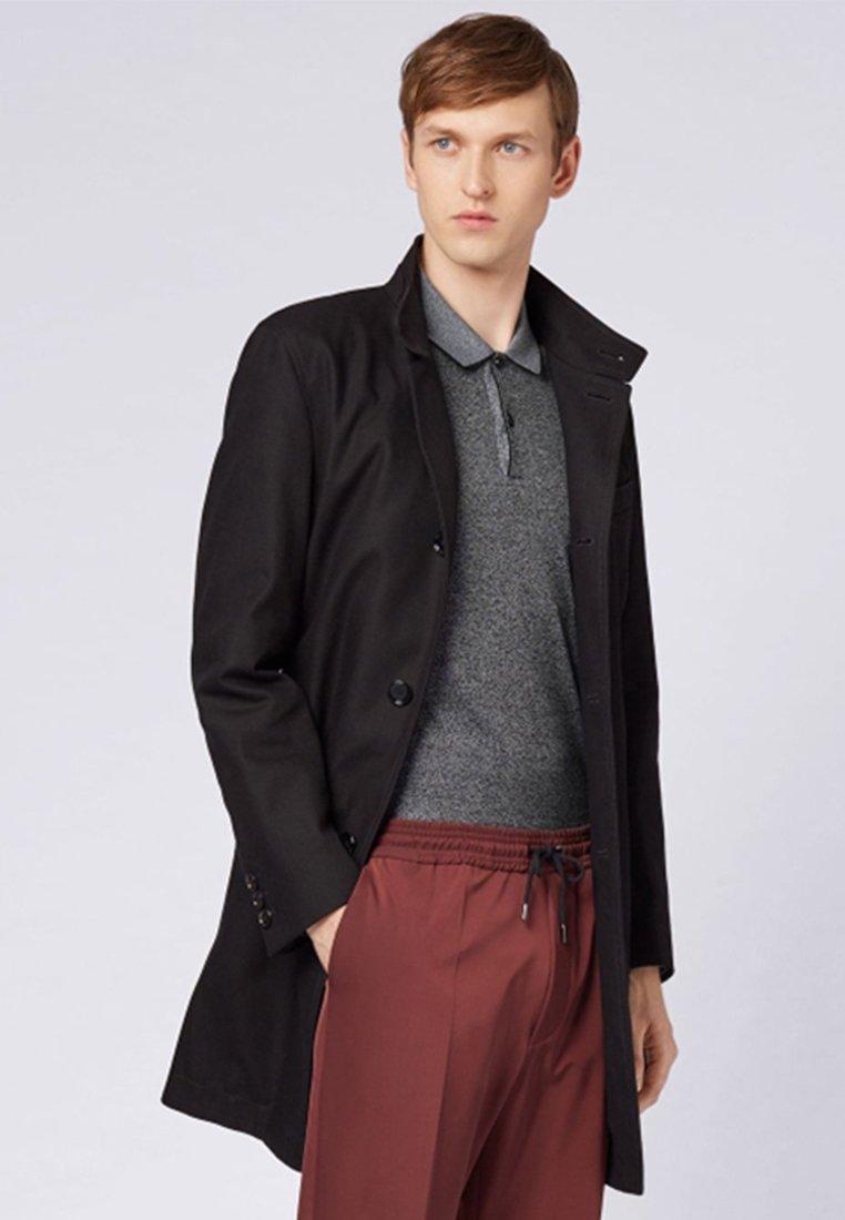 BOSS - PASCHAL - Poloshirt - black