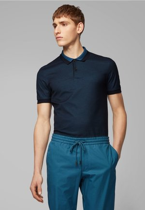PHILLIPSON - Polo shirt - blue