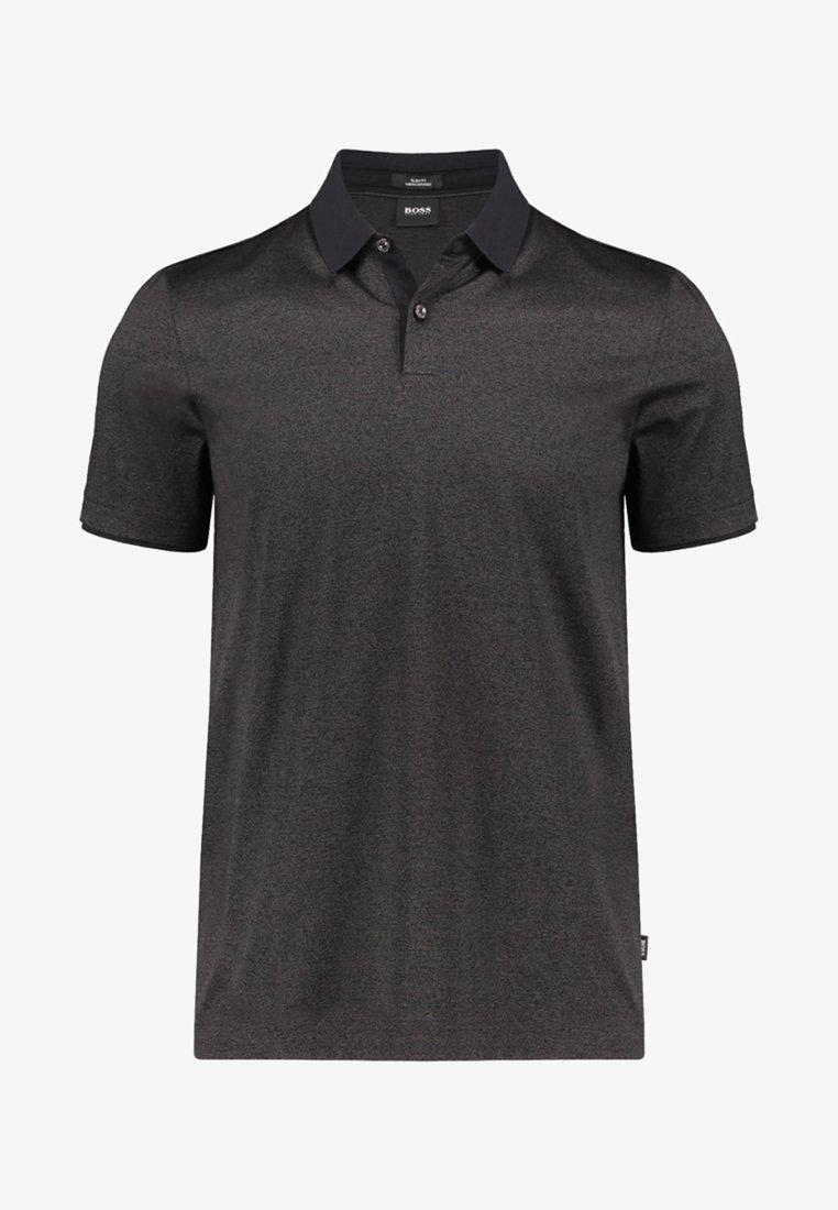 BOSS - PITTON 12 - Poloshirt - black