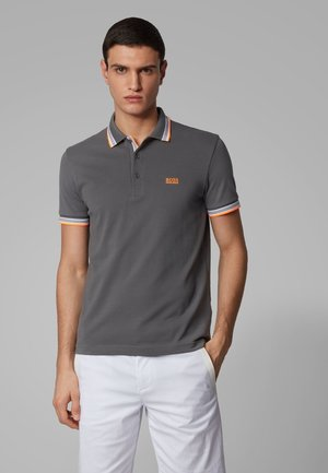 PADDY - Polo - dark grey