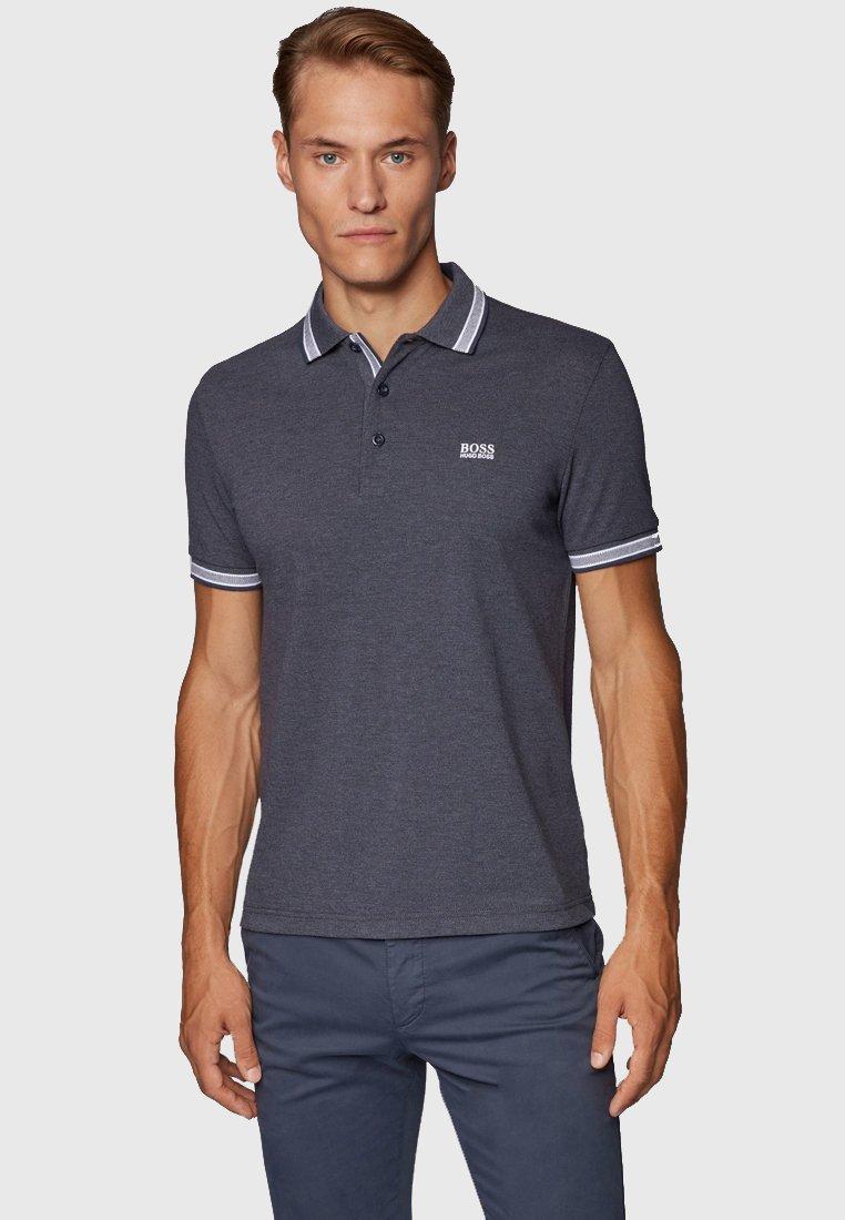 BOSS - PADDY - Polo - open blue